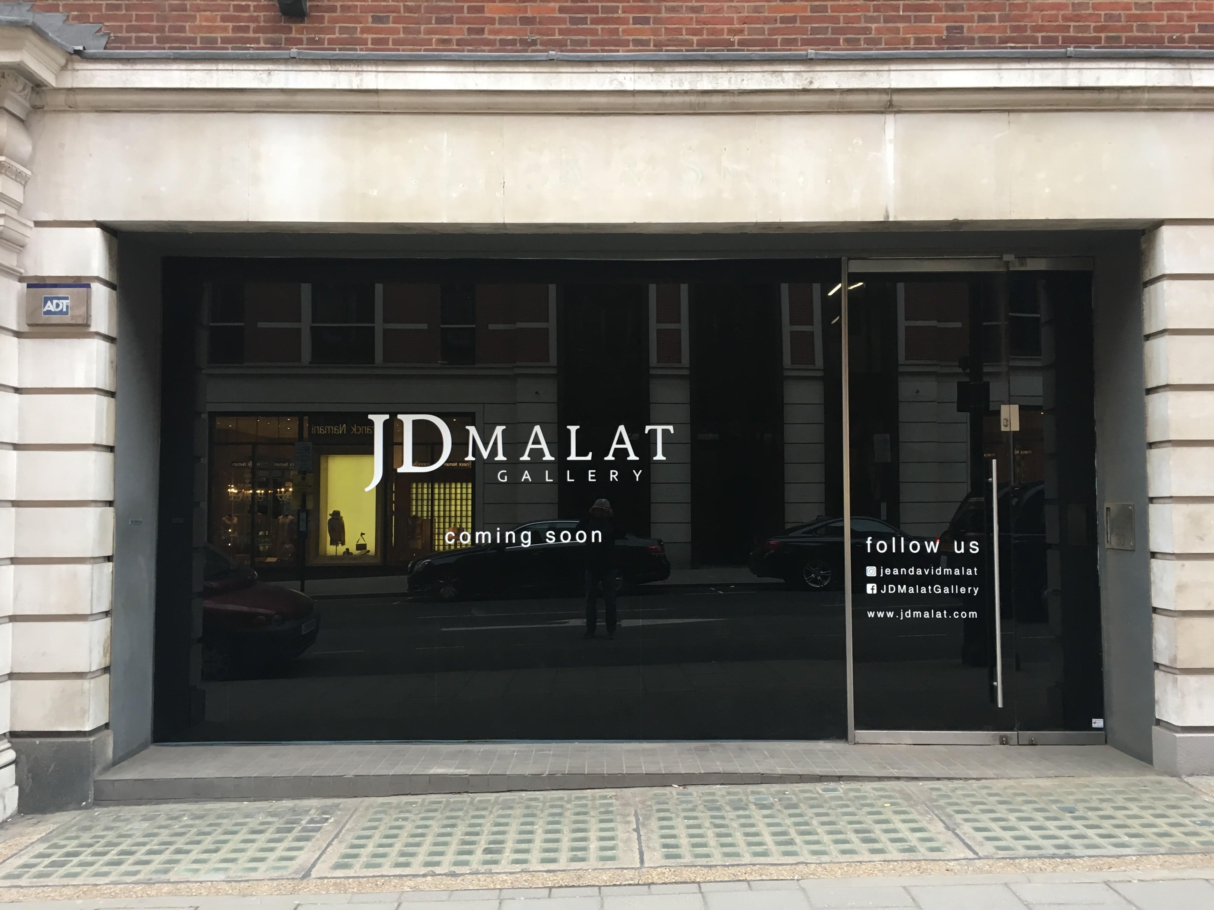 Davies Street (Malat)